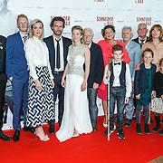 NLD/Amsterdam/20150525 - Premiere Schneider & Bax, cast
