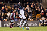 SYDNEY, AUSTRALIA - AUGUST 21: Melbourne Victory defender Thomas Deng (14) at the FFA Cup Round 16 soccer match between APIA Leichhardt Tigers FC and Melbourne Victory at Leichhardt Oval in Sydney on August 21, 2018. (Photo by Speed Media/Icon Sportswire)