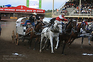16: CALGARY STAMPEDE CHUCKWAGON START