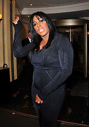Mica Paris attends the Amy Winehouse Foundation Ball, The Dorchester, London, United Kingdom, November 20, 2012. Photo By Nils Jorgensen / i-Images.