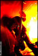 Slayer at Universal Amphitheatre, Los Angeles, CA, Dec. 17, 2004.