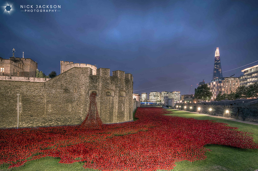 The Tower of London Poppies were a deliberately simple idea. To commemorate the centenary of the outbreak of the first world war there would be 888,246 ceramic red poppies gradually planted until 11 November. Each represented one British or colonial life lost. By the end there would be a sea of red. Then they would disappear.