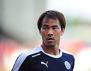 Okazaki at Leicester City Season coverage