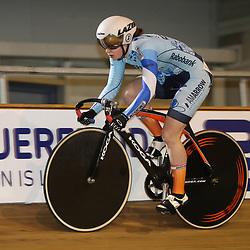 28-12-2017: Wielrennen: NK Baan: Alkmaar <br />Steffie van der Peet