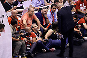 DESCRIZIONE : Campionato 2013/14 Finale Gara 7 Olimpia EA7 Emporio Armani Milano - Montepaschi Mens Sana Siena Scudetto<br /> GIOCATORE : Gianluca Solani Fotografi<br /> CATEGORIA : Curiosita Scandalo<br /> SQUADRA : Olimpia EA7 Emporio Armani Milano <br /> EVENTO : LegaBasket Serie A Beko Playoff 2013/2014<br /> GARA : Olimpia EA7 Emporio Armani Milano - Montepaschi Mens Sana Siena<br /> DATA : 27/06/2014<br /> SPORT : Pallacanestro <br /> AUTORE : Agenzia Ciamillo-Castoria /GiulioCiamillo<br /> Galleria : LegaBasket Serie A Beko Playoff 2013/2014<br /> FOTONOTIZIA : Campionato 2013/14 Finale GARA 7 Olimpia EA7 Emporio Armani Milano - Montepaschi Mens Sana Siena<br /> Predefinita :