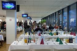 17.11.2010, Wörthersee-Arena, Klagenfurt, AUT, Freundschaftliches Länderspiel, Italien vs Rumänien, im Bild VIP Club// during international frindly footballmatch, Italy vs Romania at Wörthersee-Arena Klagenfurt on 17/11/2010. EXPA Pictures © 2010, PhotoCredit: EXPA/ E. Scheriau