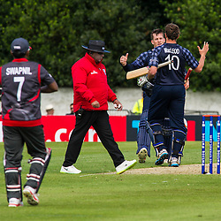 Scotland v UAE | T20 qualifers Edinburgh | 9 July 2015