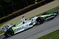 Sebastien Bourdais, Mid Ohio Sports Car Club, Lexington, OH USA 8/3/2014