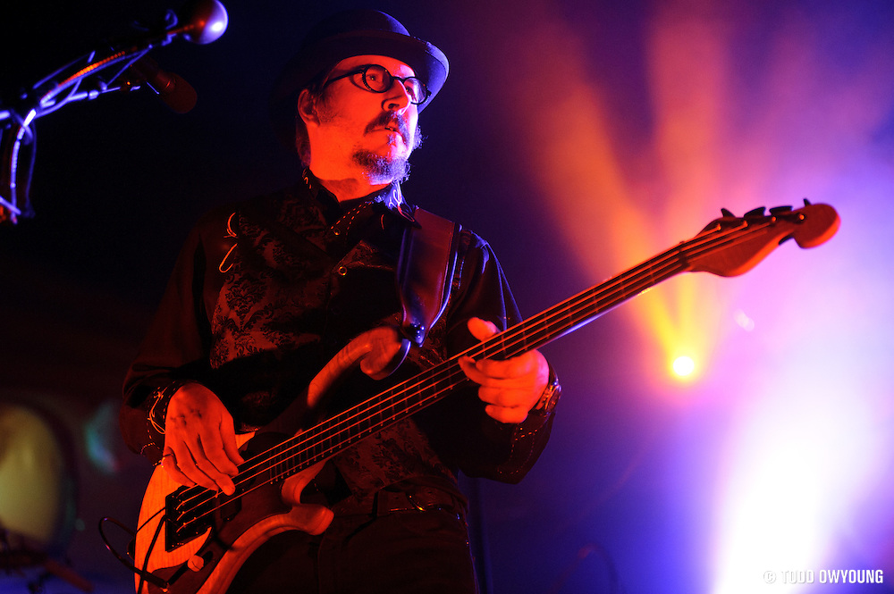Photos of Primus performing at the Pageant in St. Louis on May 29, 2011. © Todd Owyoung.