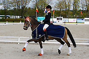 Sanne Vos - TC Champ of Class DVB<br /> CDIYJP Roosendaal 2012<br /> © DigiShots