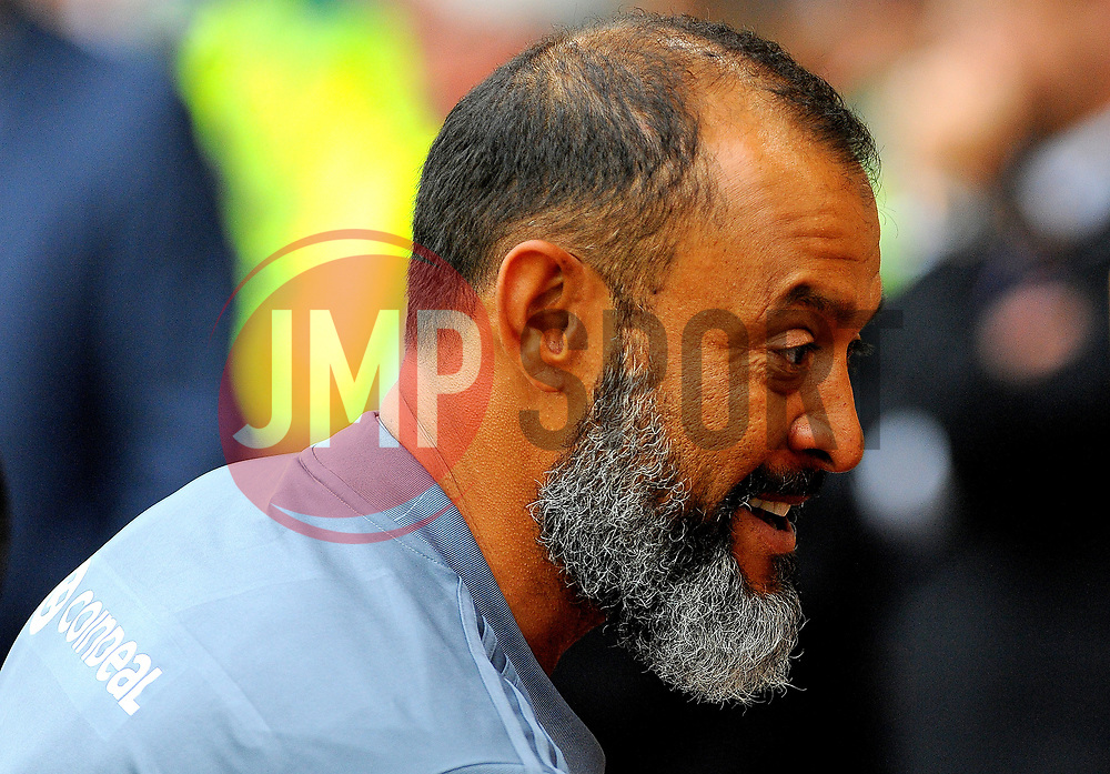 Wolverhampton Wanderers manager Nuno - Mandatory by-line: Nizaam Jones/JMP - 11/08/2018/ - FOOTBALL -Molineux  - Wolverhampton, England - Wolverhampton Wanderers v Everton - Premier League