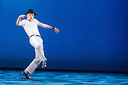The BBC presents the Grand Final of  BBC Young Dancer 2015 at Sadler's Wells Theatre, London. Picture features: Harry Barnes