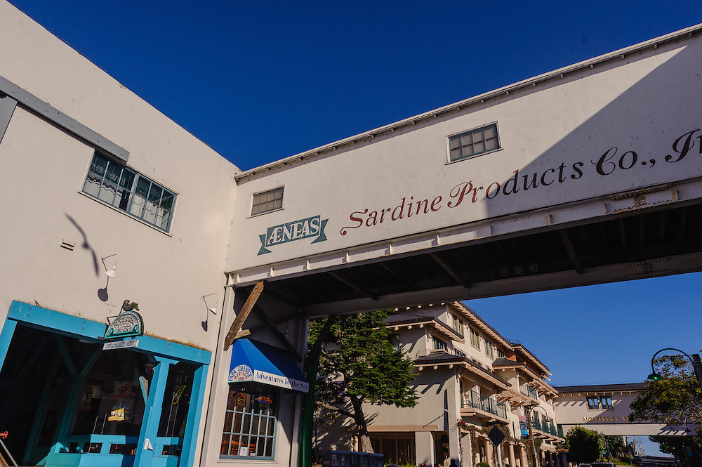 Monterey, California, <br /> Cannery Row
