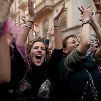 Festa della Donna 2008 a Milano
