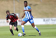 Rohan Ince during the Pre-Season Friendly match between Lewes FC and Brighton and Hove Albion at the Dripping Pan, Lewes, United Kingdom on 18 July 2015.