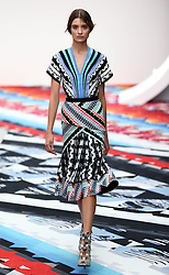 Peter Pilotto show  at London Fashion Week for Spring/Summer 2013, Saturday, 15th September 2012 Photo by: Stephen Lock / i-Images