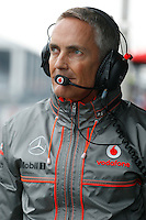 MOTORSPORT - F1 2013 - GRAND PRIX OF CANADA - MONTREAL (CAN) - 07 TO 09/06/2013 - PHOTO FRANCOIS FLAMAND / DPPI - WHITMARSH MARTIN (GBR) - MCLAREN MERCEDES F1 DIRECTOR - DIRECTEUR MCLAREN MERCEDES F1 - AMBIANCE PORTRAIT