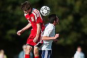Champlain Valley Union vs. Essex Boys Soccer 10/10/14