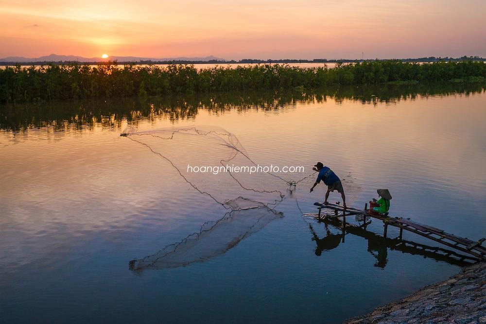 Vietnam Images-Mekong delta-Châu Đốc phong cảnh việt nam hoàng thế nhiệm