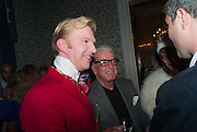 HENRY CONWAY; NICKY HASLAM, Tatler magazine Jubilee party with Thomas Pink. The Ritz, Piccadilly. London. 2 May 2012