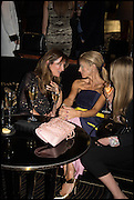AMY GADNEY; LAURA BAILEY, Party to celebrate Vanity Fair's very British Hollywood issue. Hosted by Vanity Fair and Working Title. Beaufort Bar, Savoy Hotel. London. 6 Feb 2015