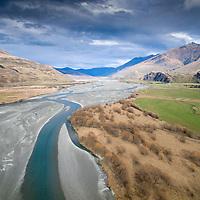 Matukituki River, Central Otago, New Zealand