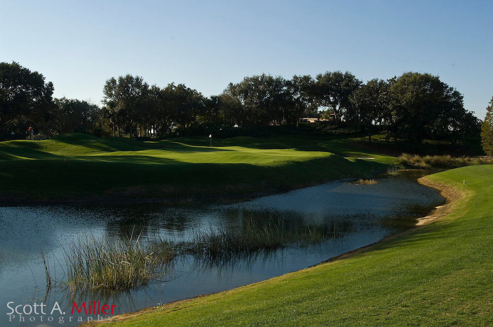 Dec. 17, 2007; Orlando, FL, USA; Grand Cypress South Course...©2007 Scott A. Miller..© 2007 Scott A. Miller