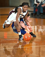 Breese Central HS vs Belleville West HS girls' basketball