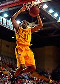 2011-12 VMI Basketball vs Gardner-Webb