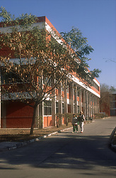 Campus of the Punjabi University of Patiala; Patiala; Punjab; India,