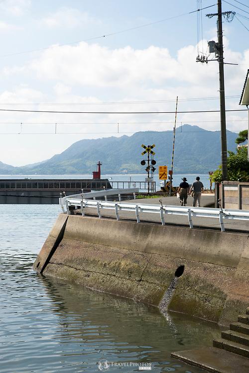 Visiting Okunoshima, aka Rabbit Island in Hiroshima Prefecture Japan.