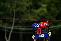 Sky Bet Logo - Mandatory by-line: Robbie Stephenson/JMP - 18/08/2018 - FOOTBALL - Adam's Park - High Wycombe, England - Wycombe Wanderers v Bristol Rovers - Sky Bet League One