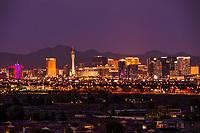 Las Vegas Valley, Golden Twilight