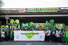 2019-06-14 Grenfell Silent Walk 2nd anniversary