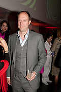HARRY BLAIN, The ICA's Psychedelica Gala Fundraising party. Institute of Contemporary Arts. The Mall. London. 29 March 2011. -DO NOT ARCHIVE-© Copyright Photograph by Dafydd Jones. 248 Clapham Rd. London SW9 0PZ. Tel 0207 820 0771. www.dafjones.com.