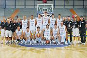 DESCRIZIONE : Gorizia Europeo Under 20 Italia Bulgaria <br /> GIOCATORE : Team Nazionale Italiana Maschile Under 20 <br /> SQUADRA : Nazionale Italiana Maschile Under 20 <br /> EVENTO : Campionato Europeo Under 20 <br /> GARA : Italia Bulgaria <br /> DATA : 06/07/2007 <br /> CATEGORIA : <br /> SPORT : Pallacanestro <br /> AUTORE : Agenzia Ciamillo-Castoria/S.Silvestri <br /> Galleria : Europeo Under 20 <br /> Fotonotizia : Goriza Campionato Europeo Under 20 Italia Bulgaria <br /> Predefinita :