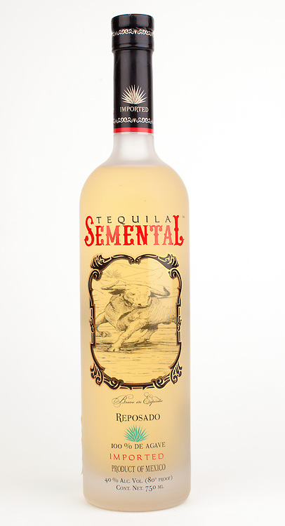 Semental reposado -- Image originally appeared in the Tequila Matchmaker: http://tequilamatchmaker.com