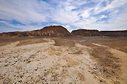 Israel, Aravah Desert, Wadi Barak