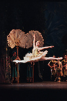 Principal Dancer Marianela Nunez as Gamzatti in Natalia Makarova's staging of Royal Ballet's production of La Bayadere