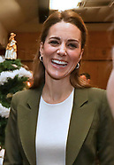Kate Middleton & Wills Make Cyprus Christmas Visit