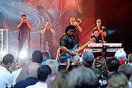 KC & The Sunshine Band  performs at the Fraze Pavilion in Kettering as part of the 14th Celebrity Concert of Charity benefiting the Cystic Fibrosis Foundation, Friday, July 1, 2011.