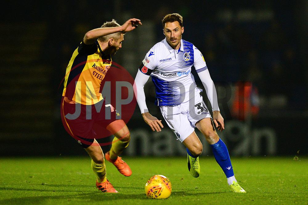 Alex Rodman of Bristol Rovers - Mandatory by-line: Dougie Allward/JMP - 17/11/2018 - FOOTBALL - Memorial Stadium - Bristol, England - Bristol Rovers v Scunthorpe United - Sky Bet League One