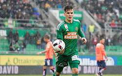06.11.2016, Allianz Stadion, Wien, AUT, 1. FBL, SK Rapid Wien vs RZ Pellets WAC, 14 Runde, im Bild Thomas Murg (SK Rapid Wien)// during Austrian Football Bundesliga Match, 14 th Round, between SK Rapid Vienna and RZ Pellets WAC at the Allianz Stadion, Vienna, Austria on 2016/11/06. EXPA Pictures © 2016, PhotoCredit: EXPA/ Sebastian Pucher