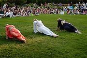 """Untitled: Number 1, 2012"" performed by Ray Terrill Dance Group at the 11th Annual Dances at the Lakes Festival"