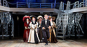 Titanic <br /> at The Charing Cross Theatre, London, Great Britain <br /> press photocall <br /> 3rd June 2016 <br /> <br /> Director Thom Southerland<br /> Musical Staging Cressida Carr&eacute;<br /> Musical Director Mark Aspinall<br /> Set &amp; Costume Designer David Woodhead<br /> Lighting Designer Howard Hudson<br /> Sound Designer Andrew Johnson<br /> <br /> <br /> <br /> <br /> Doing the latest rag <br /> the company <br /> <br /> <br /> <br /> Photograph by Elliott Franks <br /> Image licensed to Elliott Franks Photography Services