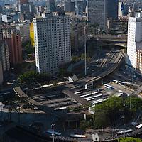Terminal Bandeira, Sao Paulo, Brazil