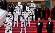 Solo: A Star Wars Story gala screening