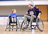 OKC Barons vs Oklahoma Blaze Wheelchair Basketball - 2/18/2015