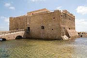 Cyprus, Paphos, The castle of Paphos