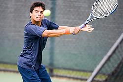 Sanam Singh - University of Virginia..The 6th Annual Virginia Fall Invitational Men's NCAA Tennis tournament was held in Charlottesville, VA on September 14, 2007.